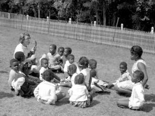 Col. Cty. Migrant Day Care Center Manorton Church  Livingston 1966 (1)