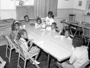 Col. Cty. Migrant Day Care Center Manorton Church  Livingston 1966 (4)