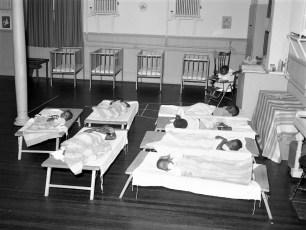 Col. Cty. Migrant Day Care Center Manorton Church  Livingston 1966 (5)