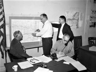 Columbia County Civil Defense Test 1966