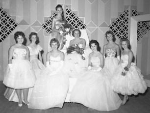 Columbia County School Girl Queen 1962 (4)