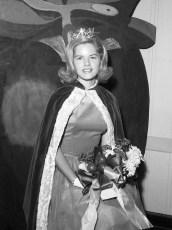 Harvest Queen Ball Queen Diane Huckaluk 1966