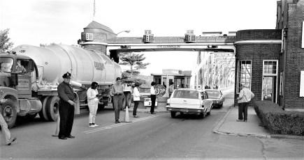 Rip Van Winkle Bridge survey for business or pleasure 1969