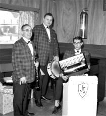 The Joe Cordato Band 1964