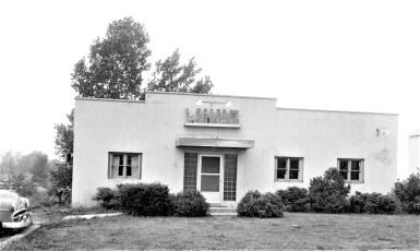 W.H.U.C. Headquarters Rt.66 Greenport 1964