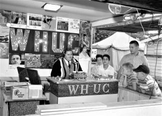 W.H.U.C. at Col. Cty. Fair 1964