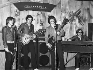Band Cellebration 1977