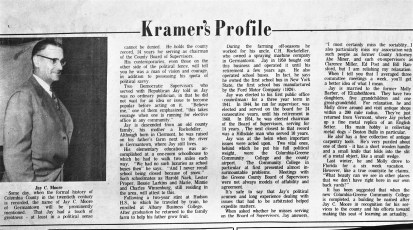 Jay C. Moore Profile (copy) 1973