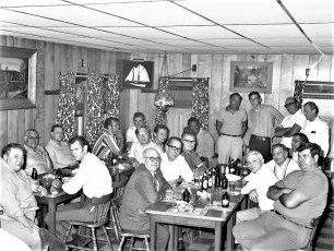 Col. Cty. Sheriff's Retirement Party 1972