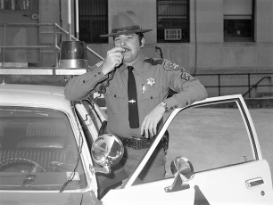 Columbia County Sheriff's Office  Officers & Staff 1976 (2)