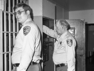 Columbia County Sheriff's Office  Officers & Staff 1976 (4)