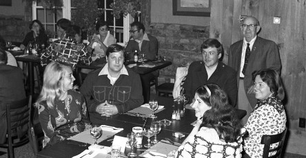 Ted Chidester Retirement Party Col. Cty. Sheriff's 1976 (5)