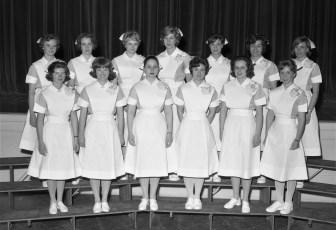 CMH 1964 Capping of Nurses Ceremony (5)