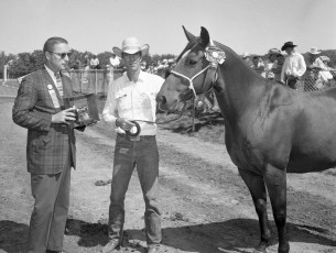 CMH 1963 Quarter Horse Show Fundraiser at Col. Cty. Fair Grounds (3)