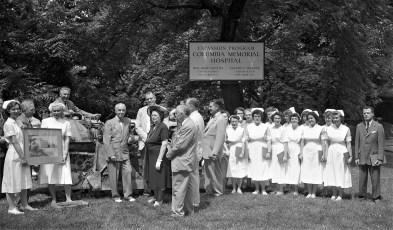 CMH 1950 Expansion Program Ground Breaking Hudson July (2)