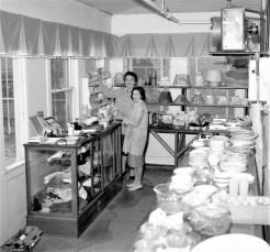 CMH 1964Thrift Shop Mrs. Murdock & Mrs. Engelkirk