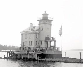 Kingston Lighthouse 1947