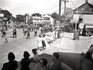Hudson Firemans Parade 1945 (4)