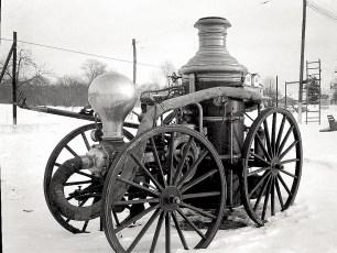 Tivoli Fire Engine on 9G 1948