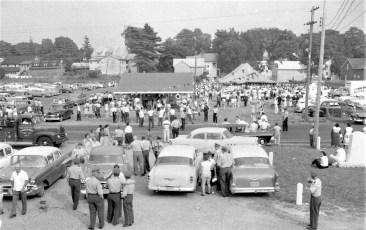 Col. Cty Volunteer Fireman's Parade Livingston 1958 (15)