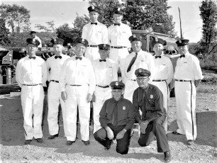 Col. Cty. Firemans Parade in Canaan 1956 (11)
