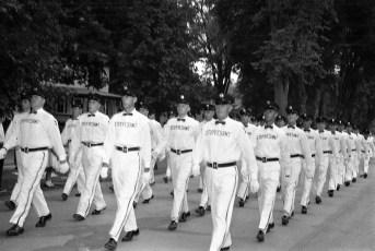 Col. Cty. Volunteer Fireman's Parade Copake 1958 (7)