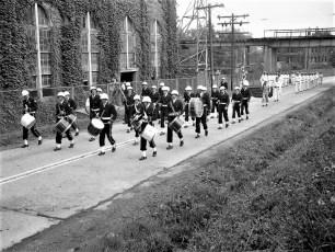 Greenport NY Fireman's Parade 1951 (18)