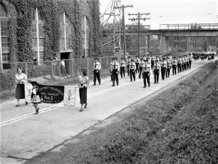 Greenport NY Fireman's Parade 1951 (21)