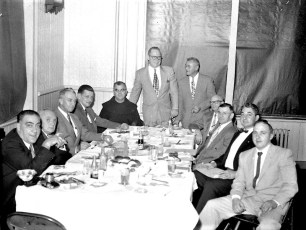 Washington Hose Co. Banquet Hudson 1957 (3)