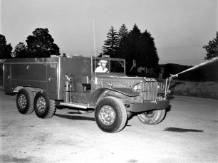 Becraft Fire Co. P. Lomax operator 1965