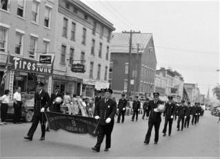 Col. County Firemen's Parade Hudson 1965 (1)