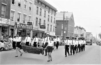 Col. County Firemen's Parade Hudson 1965 (4)
