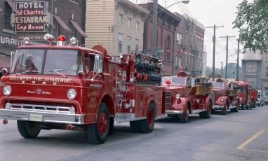 Col. County Firemen's Parade Hudson 1965 (6)