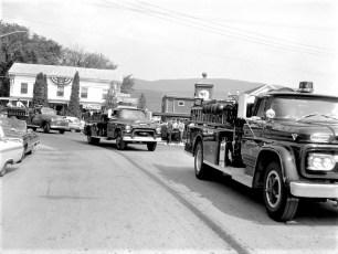 Col. Cty. Firemens Conv. Parade Copake 1965 (2)