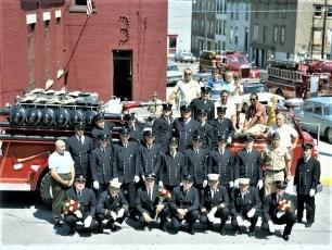 Hudson Fire Dept. Washington Hose Co. 1969 (1)
