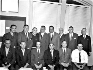 Washington Hose Co. Annual Banquet 1969
