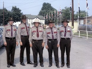 Col. Cty. Fire Parade Chatham 1973 (1)