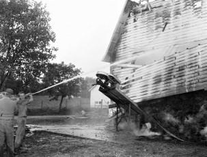 Copake Fire Grant Langdon Barn Oct.1955 (2)