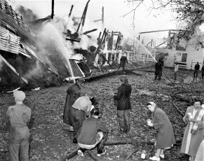 Copake Fire Grant Langdon Barn Oct.1955 (4)