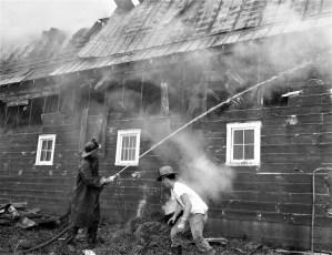 Greenport Fire unknown location 1958 (2)