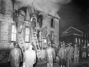 Hudson Fire 40 Chappel St. Nov. 1956 (1)