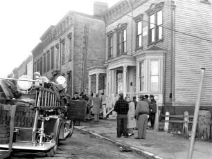 Hudson Fire Allen St. Dec. 1954 (1)