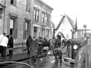 Hudson Fire Allen St. Dec. 1954 (2)