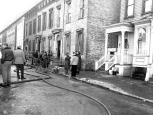 Hudson Fire Allen St. Dec. 1954 (3)