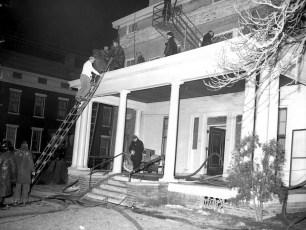 Hudson Fire Apartments 6th & Columbia St. Feb. 1955 (2)