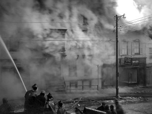 Hudson Fire General Alarm Warren Street Feb. 1951 (8)