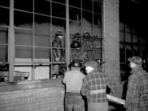 Hudson Fire McCall Refrigerator Co. Plant Feb. 1952 (3)