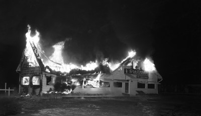 Stockport Fire Pink Pig Rt. 9 Feb. 1956 (1)