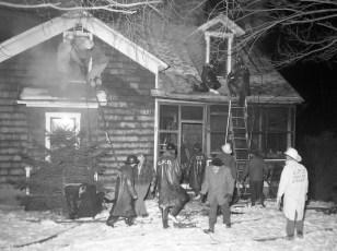 Chatham Fire Wilder Res. Kinderhook Rd. Jan. 1963 (1)