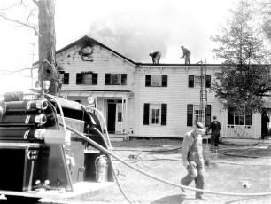 Clermont Fire Bingham Mills Rd. Apr. 1961 (1)